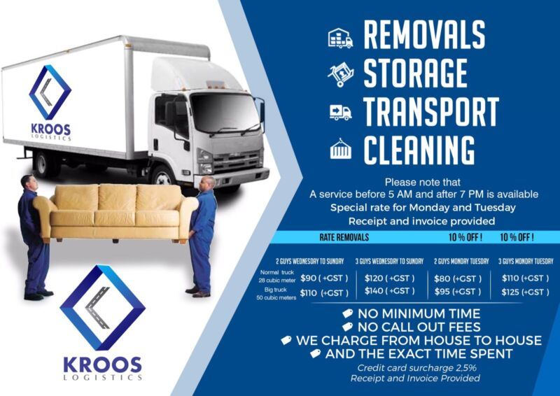 Receipt For Donut Pdf Kroos Removals  Per Hour  Quality And Cheap Moving Specialist  Basic Invoice Pdf with Warehouse Receipt Pdf Kroos Removals  Per Hour  Quality And Cheap Moving Specialist    Removals  Storage  Gumtree Australia Cockburn Area  Hamilton Hill    Best App For Receipts