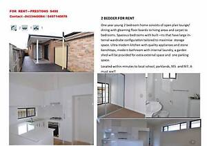 2 Bedroom Granny Flat Available to Rent Prestons Liverpool Area Preview