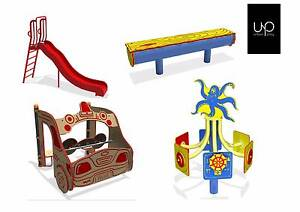 Playground Equipment - Exceptional Value and Quality Albion Brisbane North East Preview