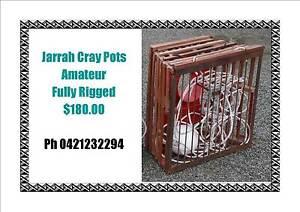 Cray Pots Jarrah Bertram Kwinana Area Preview