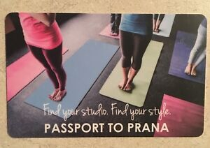 Passport To Prana Pass