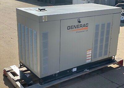 Generac Rg02724jnax 27 Lp25 Ng Kw Automatic Standby Generator 120240vac