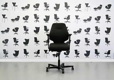 Refurbished Orangebox Spira Plus Task Chair High Back