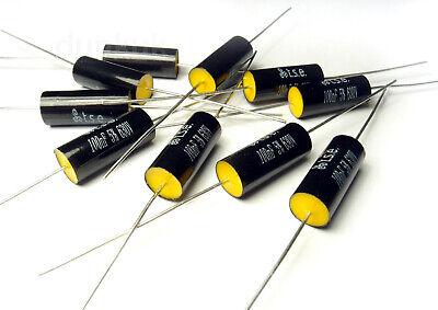 20 X CONDENSADOR AXIAL 47nf 100v 5mm X 17mm and 107B473 47000pf 0.047uf