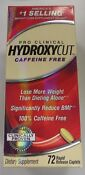 Hydroxycut Pro Clinical Caffeine Free