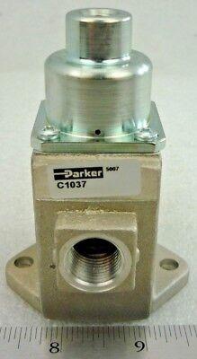 Parker 38 Piston Op Valve Pn C1037