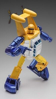 X-Transbots MM-XII - Neptune 3rd Party Masterpiece Transformers