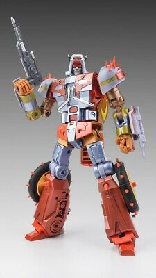 KFC - EAVI METAL Phase 6B Dumpyard - Metallic Version 3rd Party Transformers