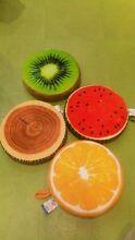 Fruit shape cushion Homebush West Strathfield Area Preview