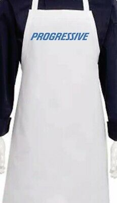 Flo Insurance Lady Apron Costume Adult One Size Apron Progressive