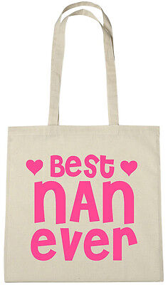 Best Nan Ever Bag, gift ideas xmas christmas birthday gifts presents for grandma Birthday Gift Bag Ideas