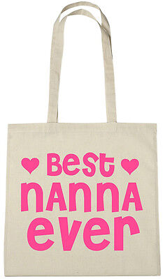 Best Nanna Ever Bag, gift ideas christmas birthday gifts presents for - Christmas Gift Wrapping Ideas
