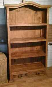 Timber Bookcase Taree Greater Taree Area Preview