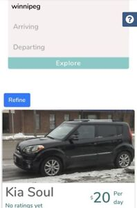 AirBnb for cars! Rent Your Car Out To Others and Earn Money!