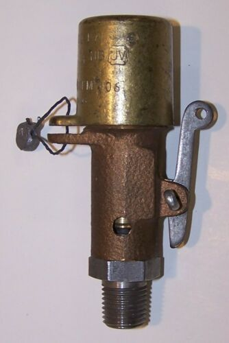 "Kingston Valves P/N 110C-2-150 - Safety Relief Valve 1/4""NPT  150 PSIG  106 SCFM"