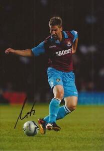 WEST-HAM-THOMAS-HITZLSPERGER-SIGNED-6x4-ACTION-PHOTO-COA