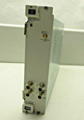 Agilent E5040A Spectrum Measurement Module + E5023A Hard Disk Test System