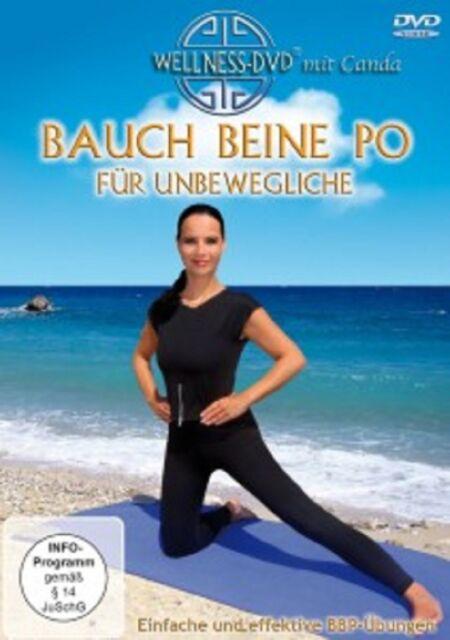 CANDA - BAUCH BEINE PO FÜR UNBEWEGLICHE-EINFACHE  DVDS FILME NEU