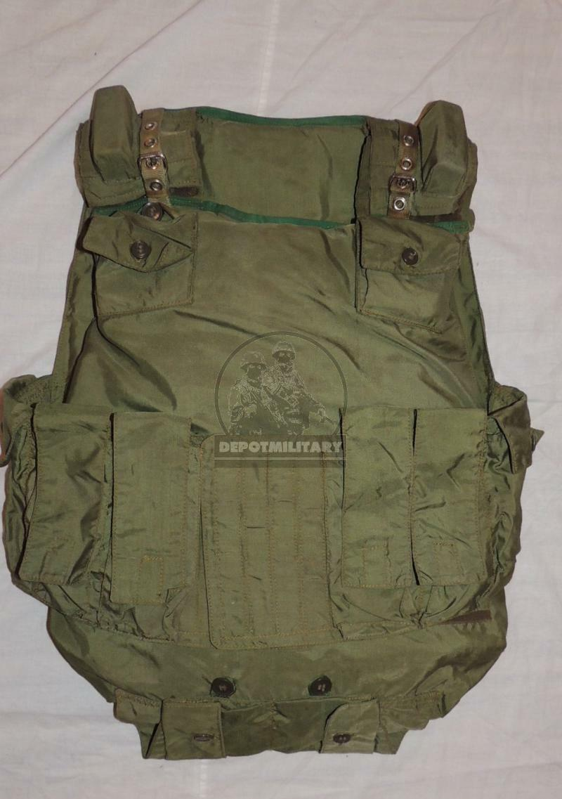 Details about 1988 6B4-01 SOVIET RUSSIAN SPETSNAZ ARMOR VEST AFGHANISTAN  1993 COUP CHECHNYA