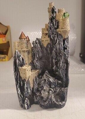 "The Enchanted Kingdoms Castle ""Castle Fjord"" John Hopkins Hand Painted 1989 rare"