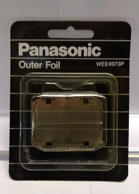 ** New ** Panasonic WES9973P Replacement Outer Foil for Wet / Dry Mens Shaver