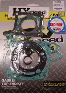 HYspeed Top End Head Gasket Kit Set Honda CR125R 2000-2002