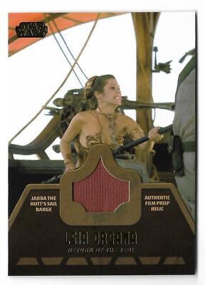 Star Wars Jedi Legacy Jabba the Hutt's Sail Barge prop relic costume  JR-2 Leia - Jabba The Hutt Costumes