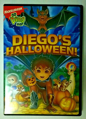 Diego Halloween Dvd (Go, Diego, Go - Diegos Halloween (DVD,)