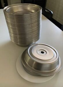 Round Stainless Steel Dinner Plate Covers