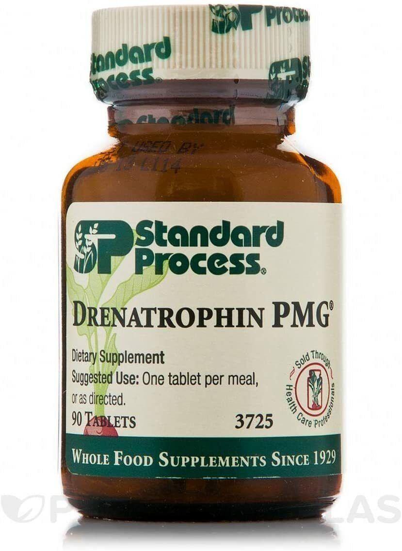 Standard Process Drenatrophin PMG 90t FAST SHIPPING EXP: 06/2021