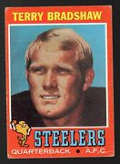 Terry Bradshaw Rookie Card