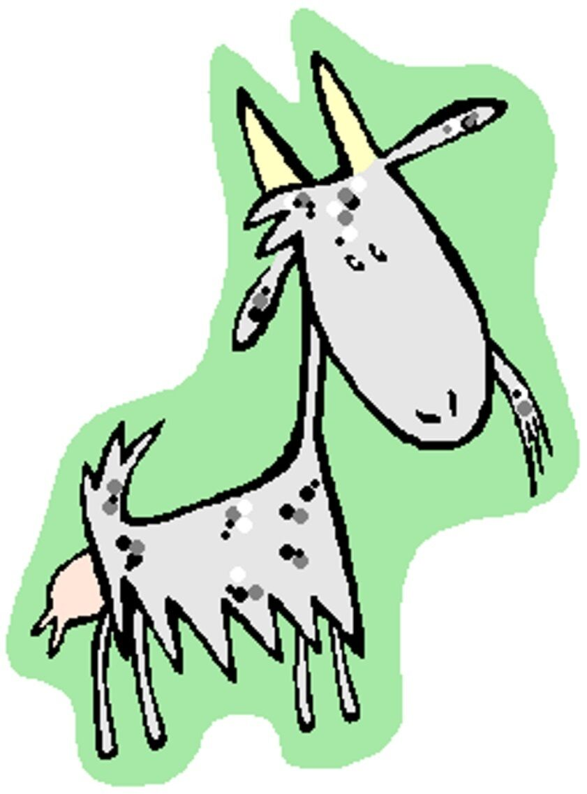 The Speckled Goat