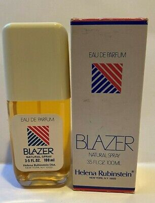 BLAZER by Helena Rubinstein Women's 100mL. Eau de Parfum spray New IN Box RARE