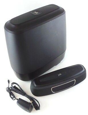 Used Polk Audio Magnifi Mini Home Theater Sound Bar System Read #geron22