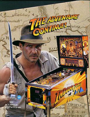 Indiana Jones: The Pinball Adventure - Sound Rom L-3 [U2] [Williams] EPROM