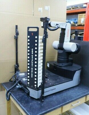 Thermo Scientific C500d Catalyst Express Work Station Catalyst-5 Robotic Arm