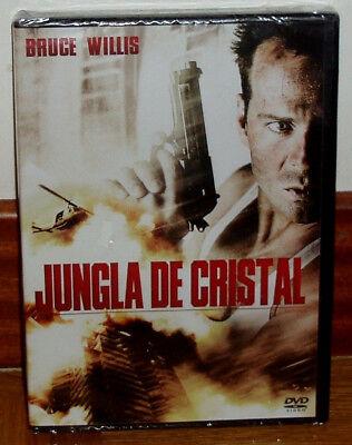 LA JUNGLA DE CRISTAL DIE HARD DVD NUEVO PRECINTADO ACCION AVENTURAS (SIN...
