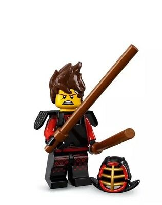 LEGO MINI FIGURE - NINJAGO MOVIE SERIES - Kai Kendo NEW