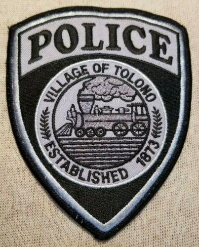 IL Village of Tolono Illinois Police Patch