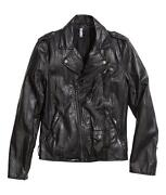 Mens H&M Leather Jacket