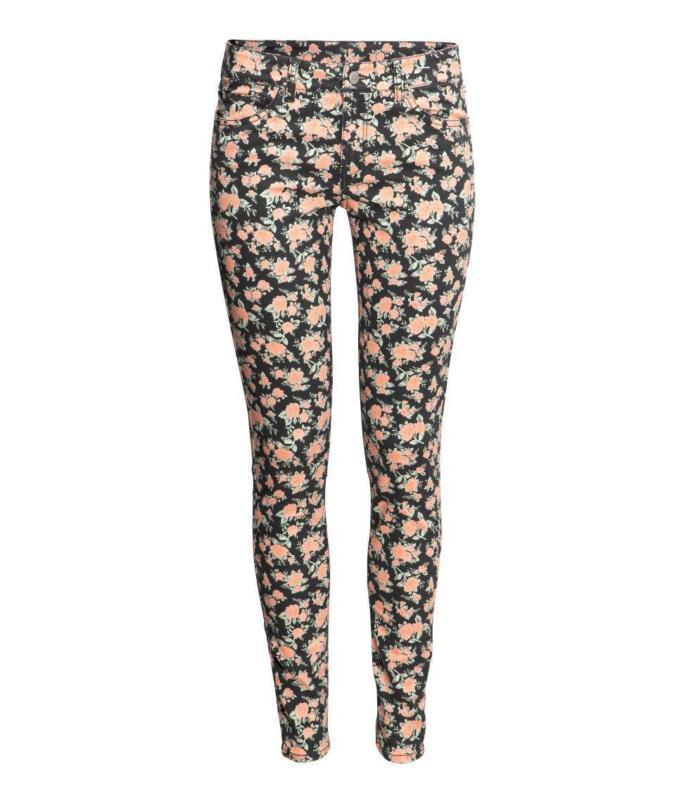 83ec03bcf4625 H&M Patterned Trousers   eBay