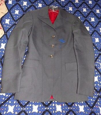 Coats, Jackets & Waistcoats Imported From Abroad Ladies M&s Grey Faux Suede Jacket Size 14 Price Remains Stable Clothes, Shoes & Accessories
