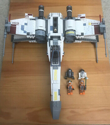 LEGO 75218 Star Wars X-Wing Starfighter - 100% Complete