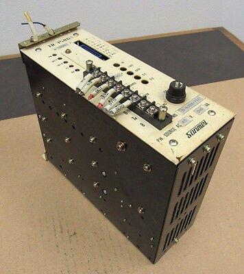 Sanmei Power Supply Tr-350gh Ac200v Ac65v 300va Takisawa Mac-v2e Mc-compo Vmc
