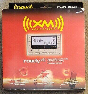 Delphi RoadyXT with SA10276 For XM Car & Home Satellite Radio Receiver
