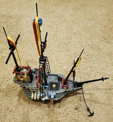 Lego Harry Potter The Durmstrang Ship 4768 - Mostly Complete