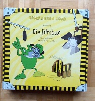 SWR Tigerentenclub Filmbox Medienpaket DVD **Weihnachtsgeschenk für Filmprofis** ()