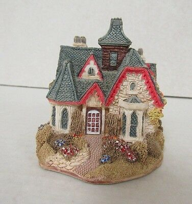 Retired Lilliput Lane Keepers Lodge Miniature Masterpiece Hand Signed P616