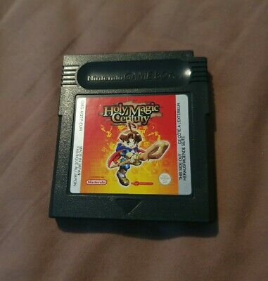Holy Magic Century - Game Boy Color (GBC) - Authentic - PAL - CART ONLY