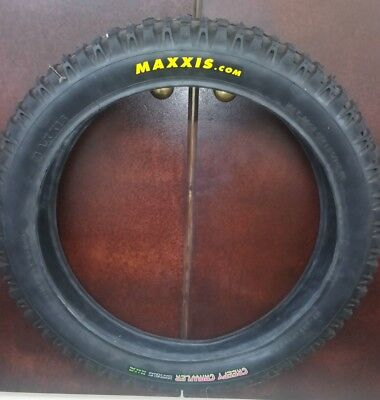 PAIR Raleigh Grifter style Supergrip 20x2 125 Tyres Retro